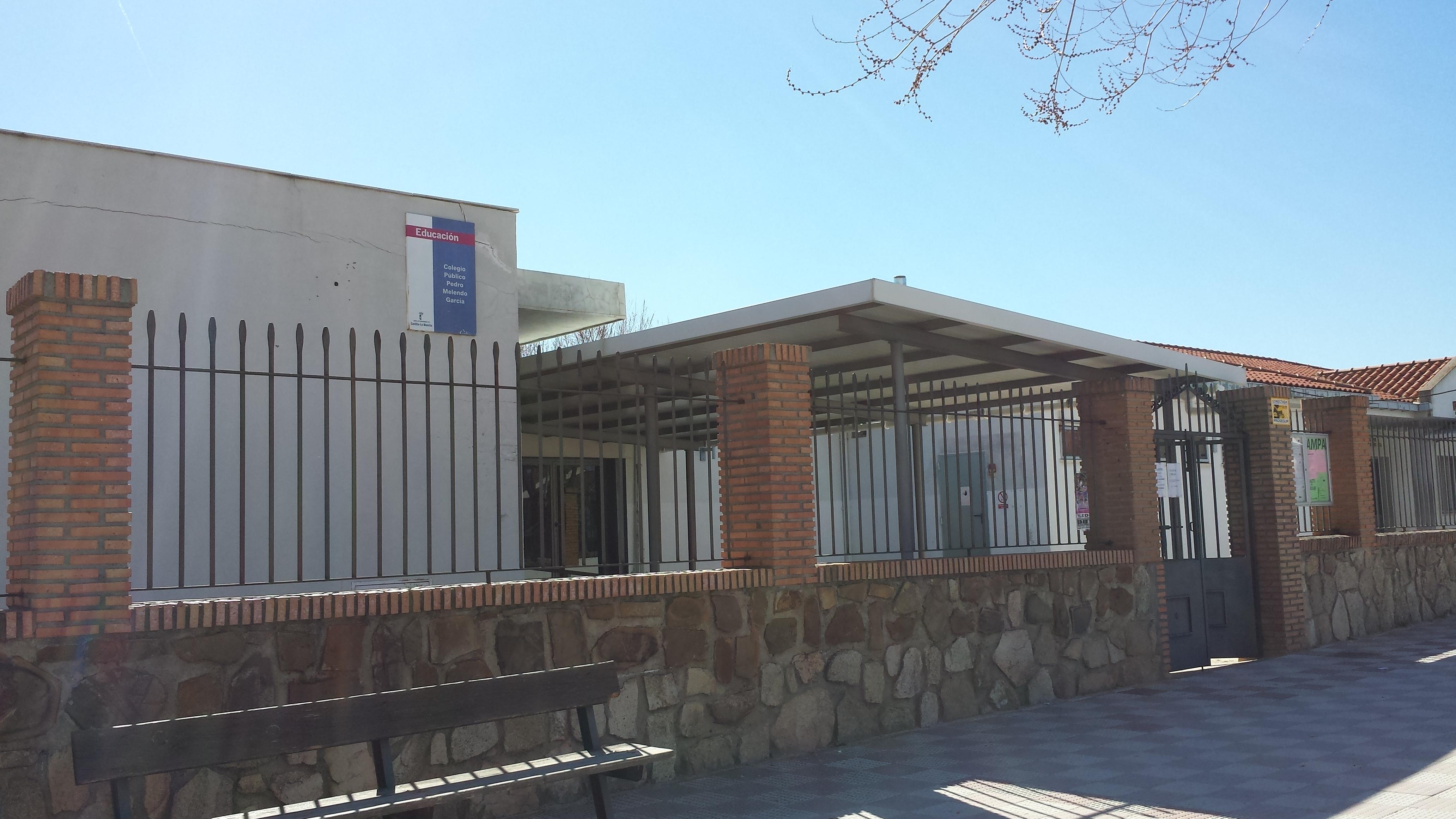 Inicio   CEIP Pedro Melendo García  Olías del Rey (Toledo)